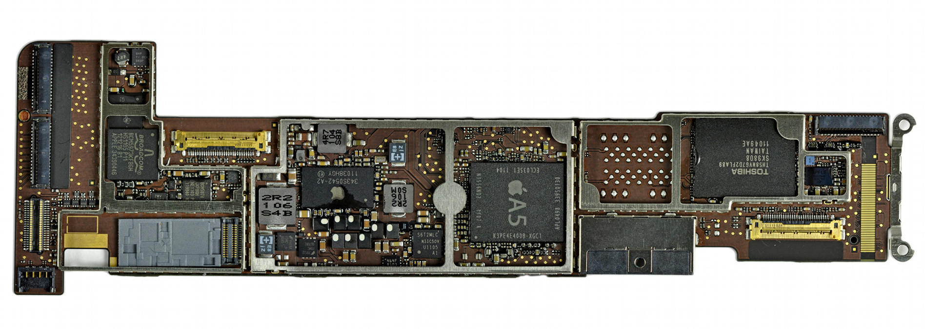 Sandisk Toshiba Take Back The Crown With A Different Kind Of Nand Ipad 4 Circuit Diagram