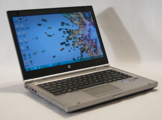 HP EliteBook 8460p: Everything But The Screen