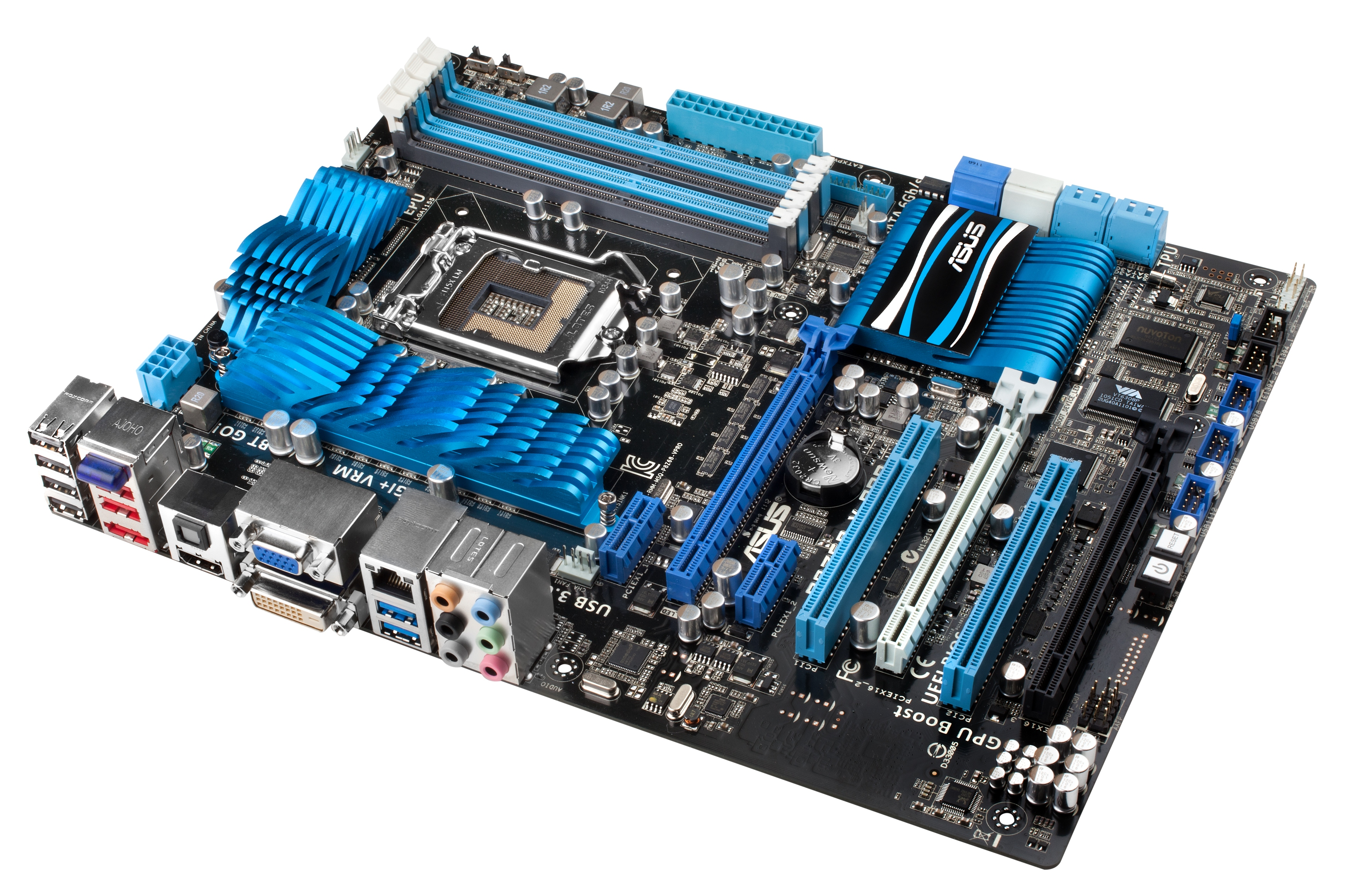 ASUS P8Z68 V Motherboards On Sale! Shop Computer Parts & Accessories!