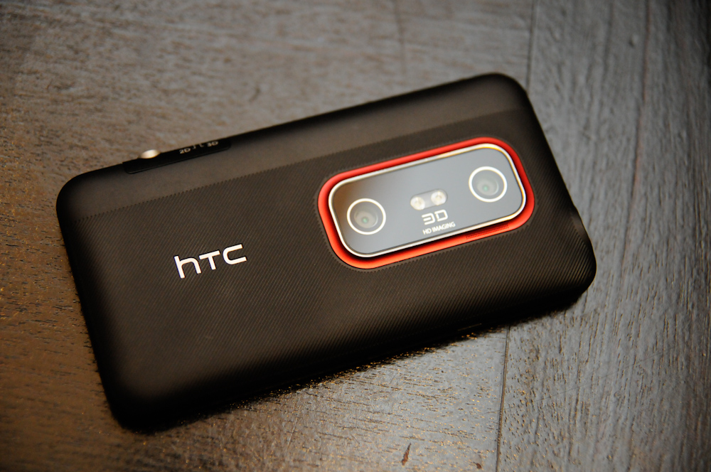 Hands on and Benchmarks of two MSM8x60 Phones - HTC