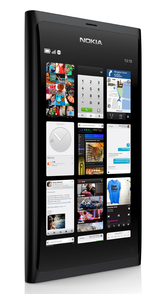 ... Nokia officially announced the Nokia N9 and N950 at its Nokia