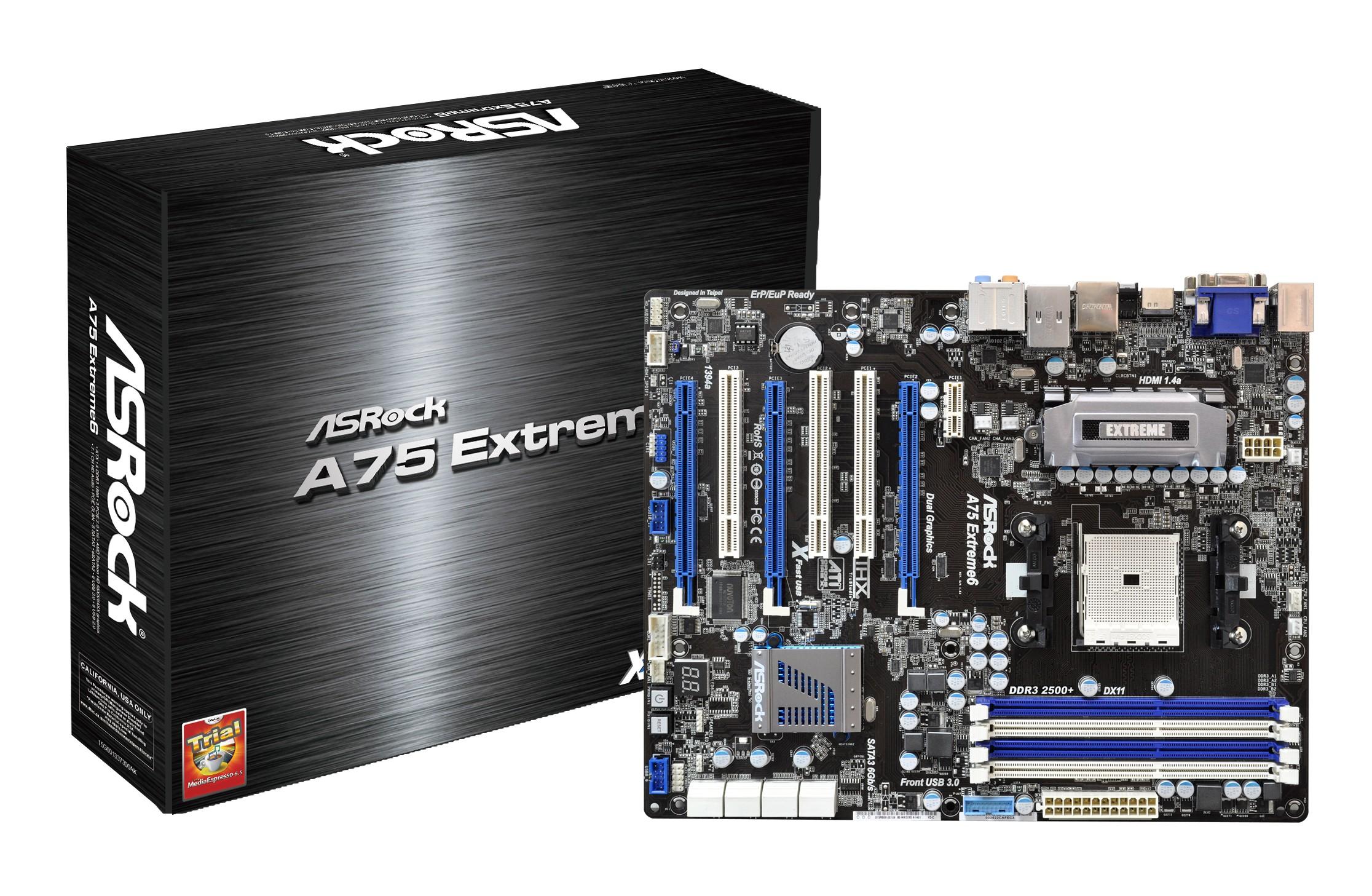 ASROCK A75 EXTREME6 ASMEDIA USB 3.0 DESCARGAR CONTROLADOR