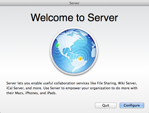 In-Depth with Mac OS X Lion Server