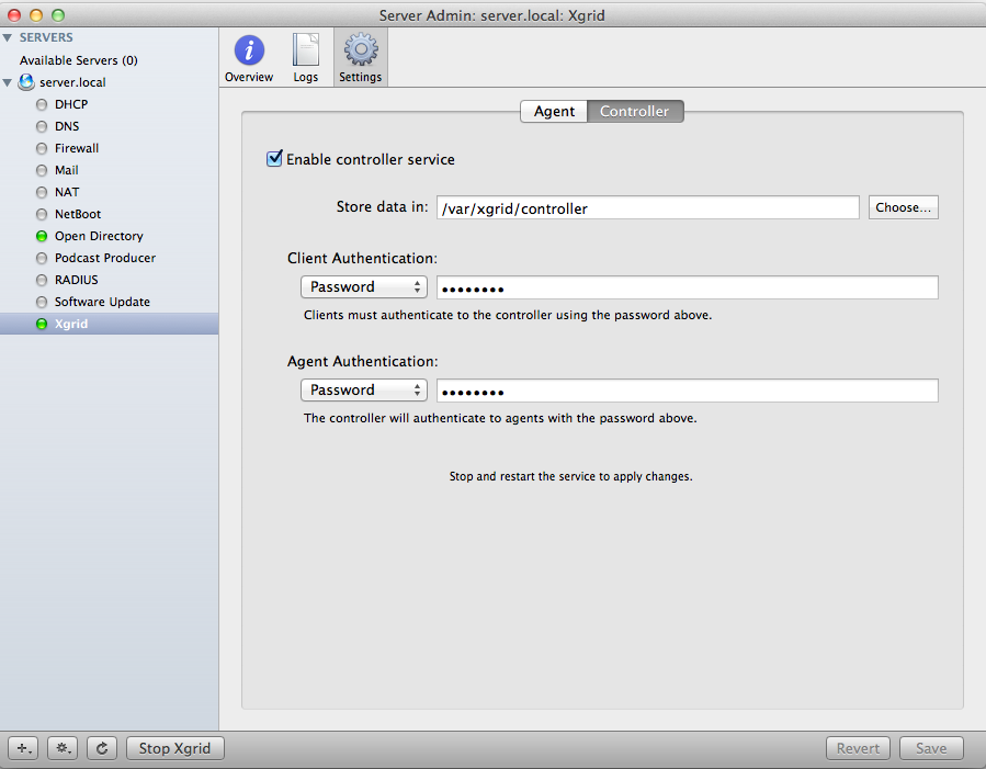 Xgrid and Xgrid Admin - In-Depth with Mac OS X Lion Server