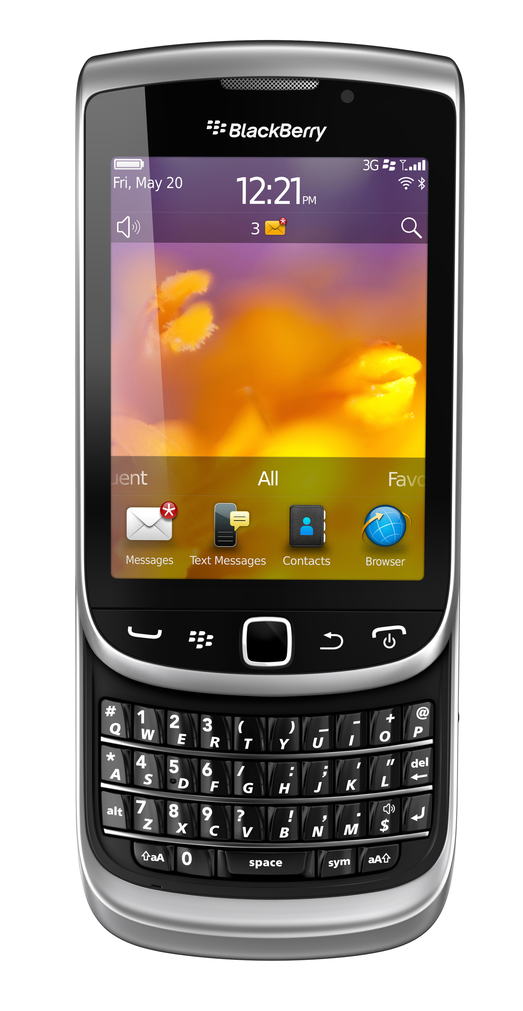 RIM Announces BlackBerry Torch 9810, Bold 9900, Torch 9860 ...