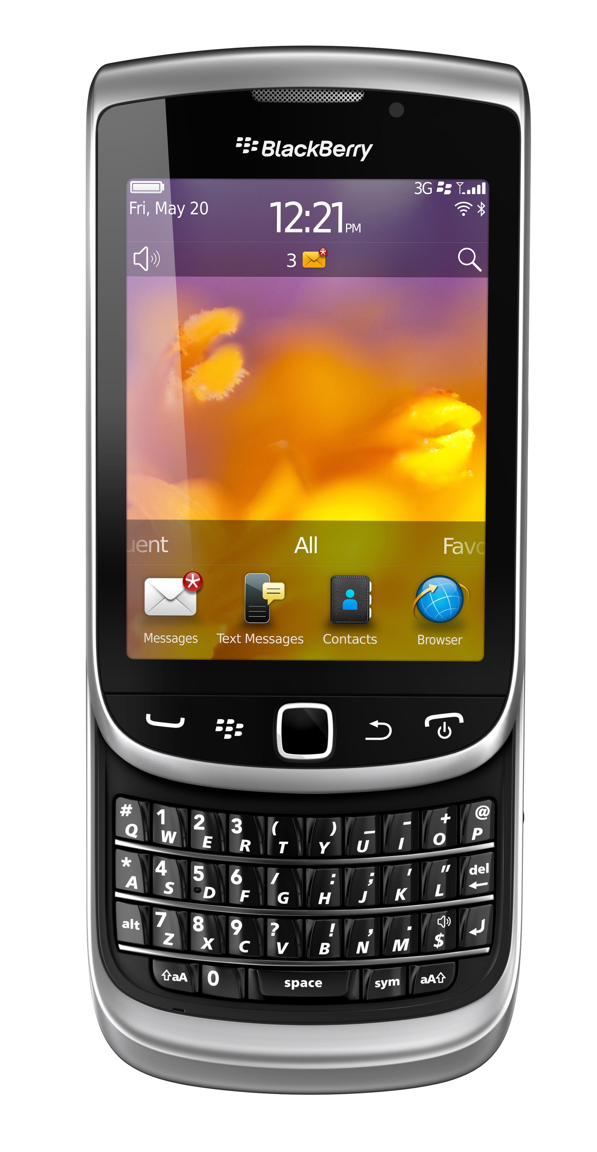 RIM Announces BlackBerry Torch 9810, Bold 9900, Torch 9860 ...  RIM Announces B...