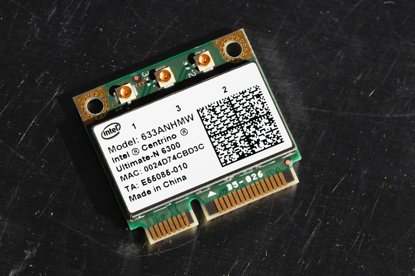 Intel wireless network adapter driver