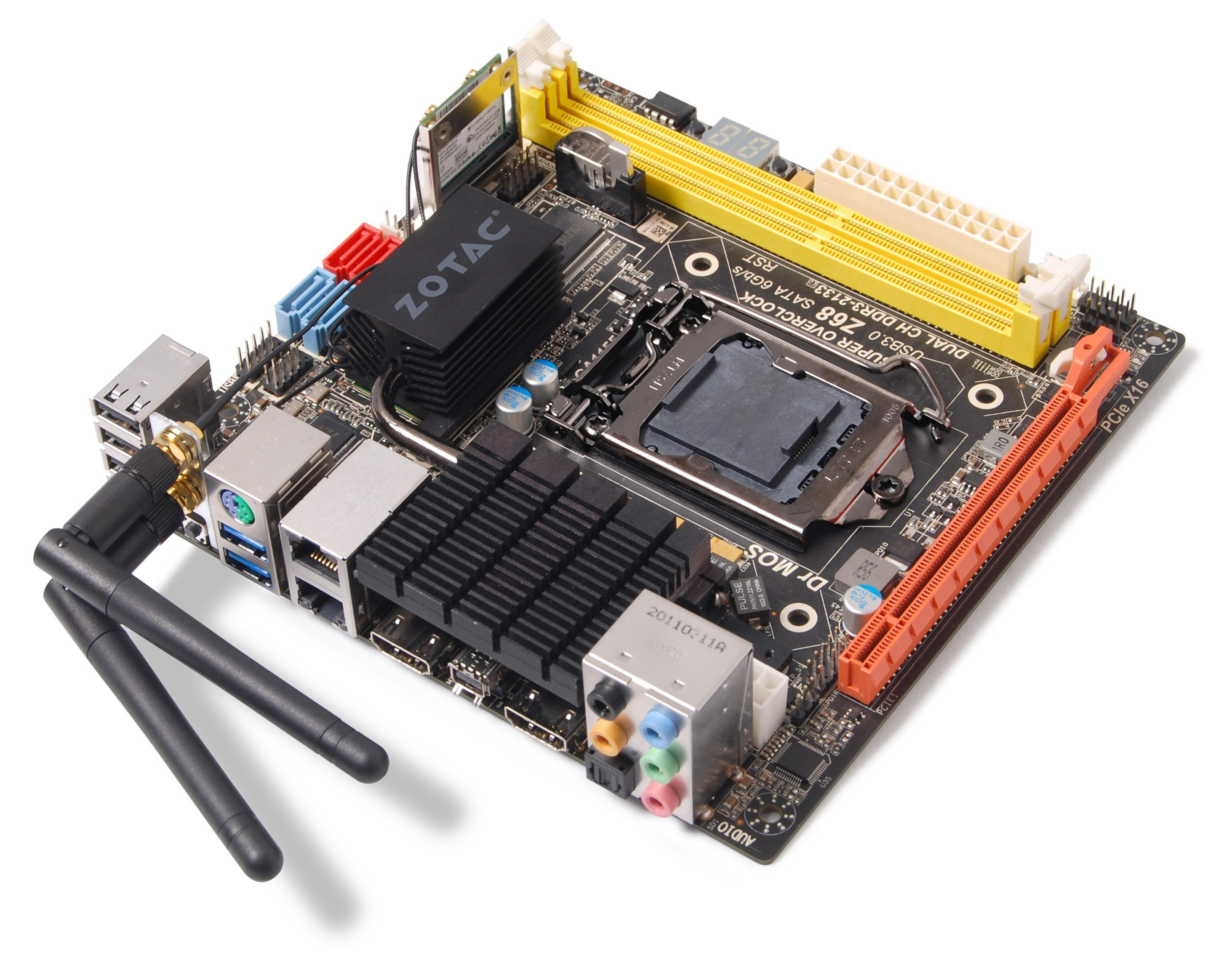 Zotac Z68ITX-A-E VIA USB 3.0 Driver Windows 7