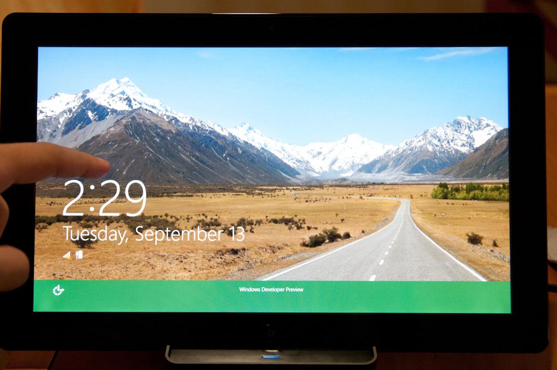 The metro ui microsoft build windows 8 a pre beta preview for Windows 8 architecture