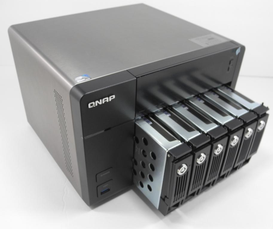 Download Drivers: QNAP TS-659ProII Turbo NAS