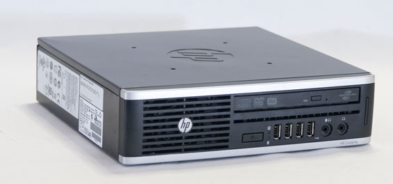 HP Compaq 8200 Elite Ultra-Slim: The Littlest Desktop
