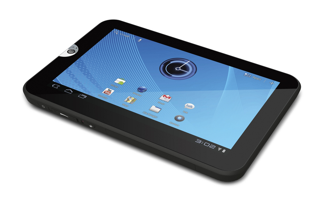 "Toshiba Unveils Thrive 7"" Tablet"