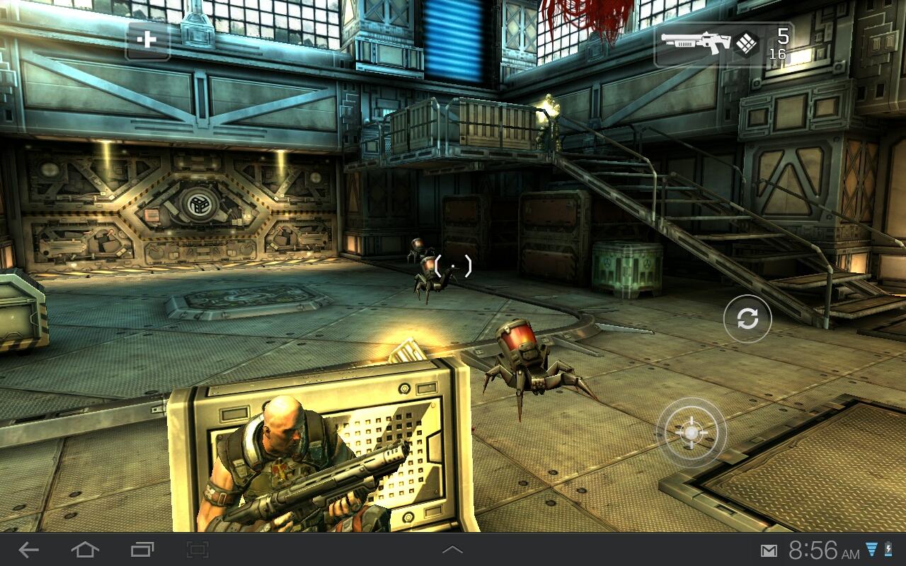 shadowgun game