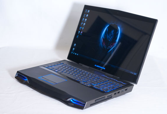 Asus Equips The Radeon Hd 7870 With Second Revision Of: Alienware's M18x, Part 2: AMD's Radeon HD 6990M In CrossFire