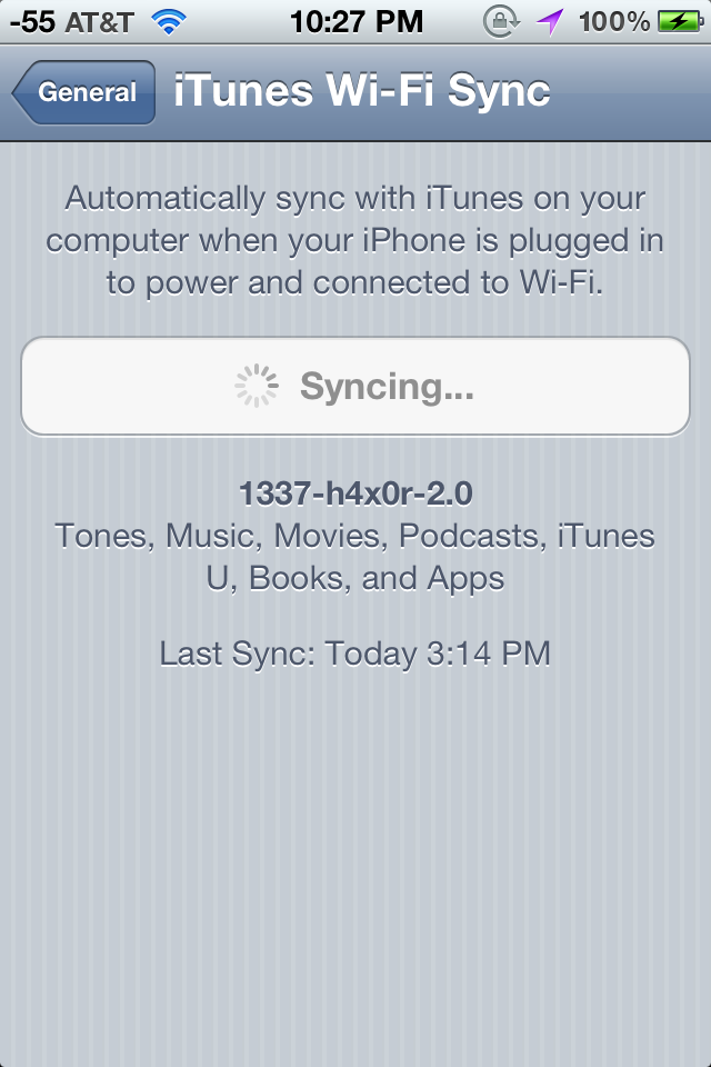 iCloud: Wi-Fi Sync, Documents in the Cloud, and Photo Stream