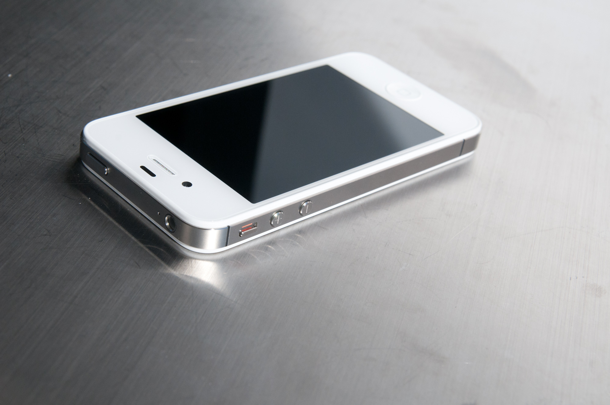 creativenews: iphone 4s blanc 16 Go