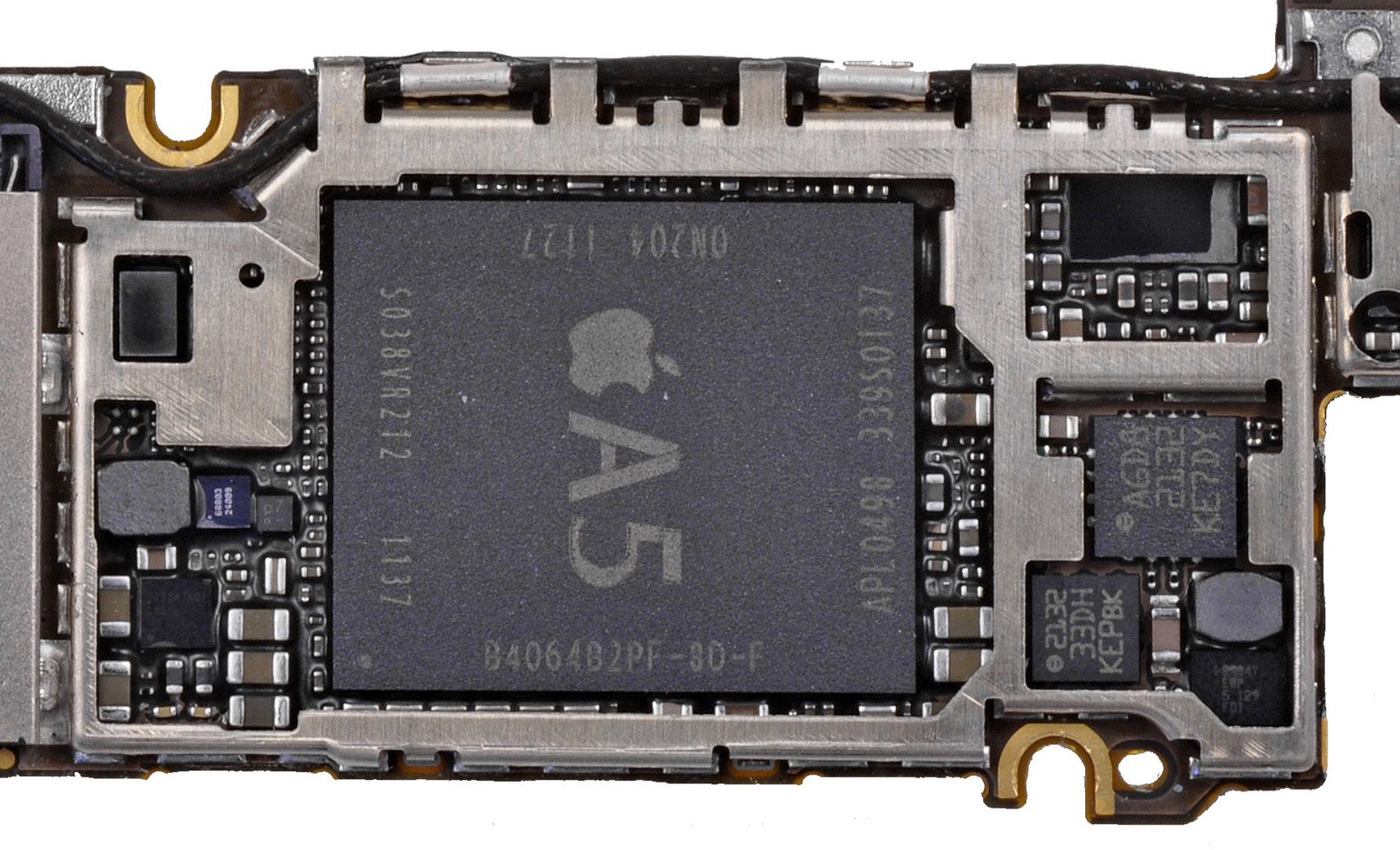 Apple a5 3