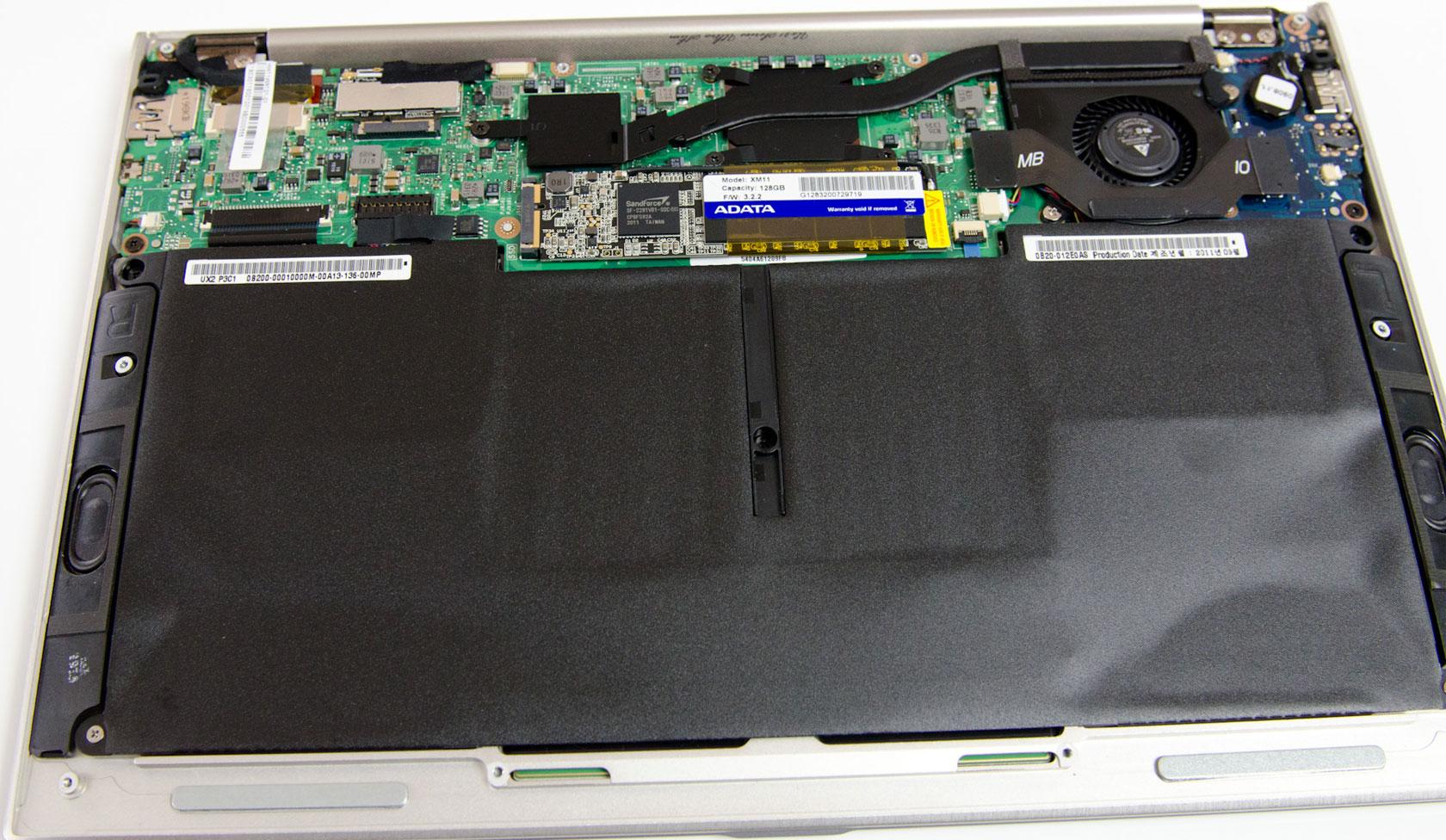Asus UX21 - Notebookcheck.net External Reviews