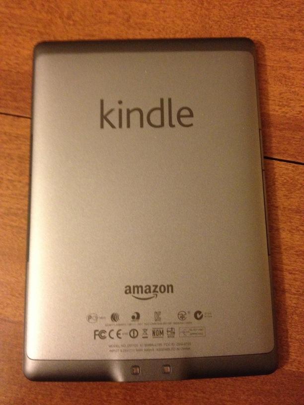 Amazon Kindle (4th Gen) Review