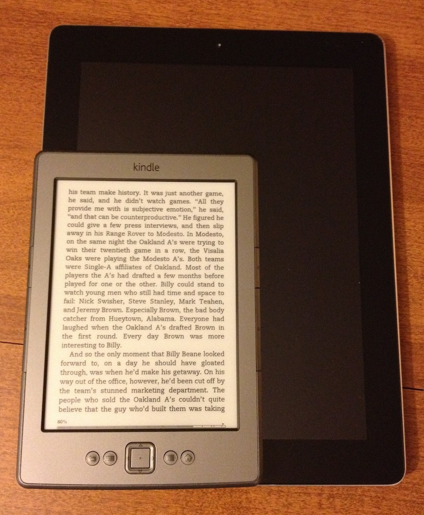 Amazon Kindle (4th Gen) Review