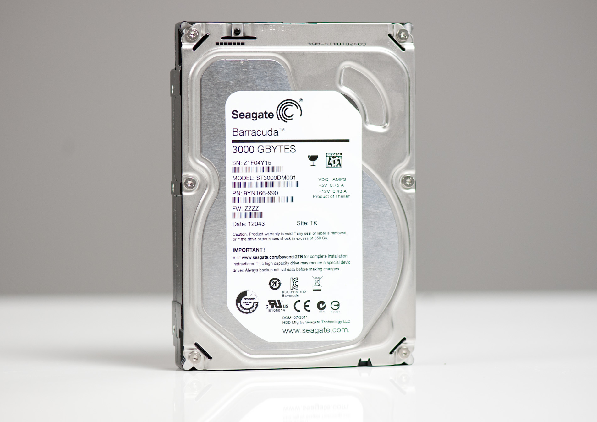 SEAGATE BARRACUDA 3000GB DRIVER FOR WINDOWS 10