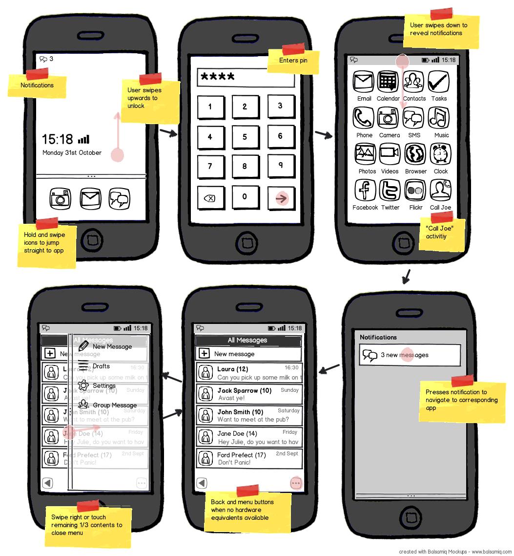 Mozilla Developing Open Web Mobile OS