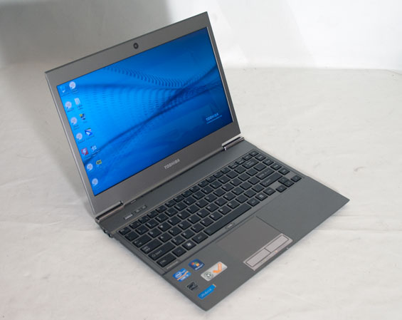 Toshiba Portege Z835 A New Ultrabook Appears