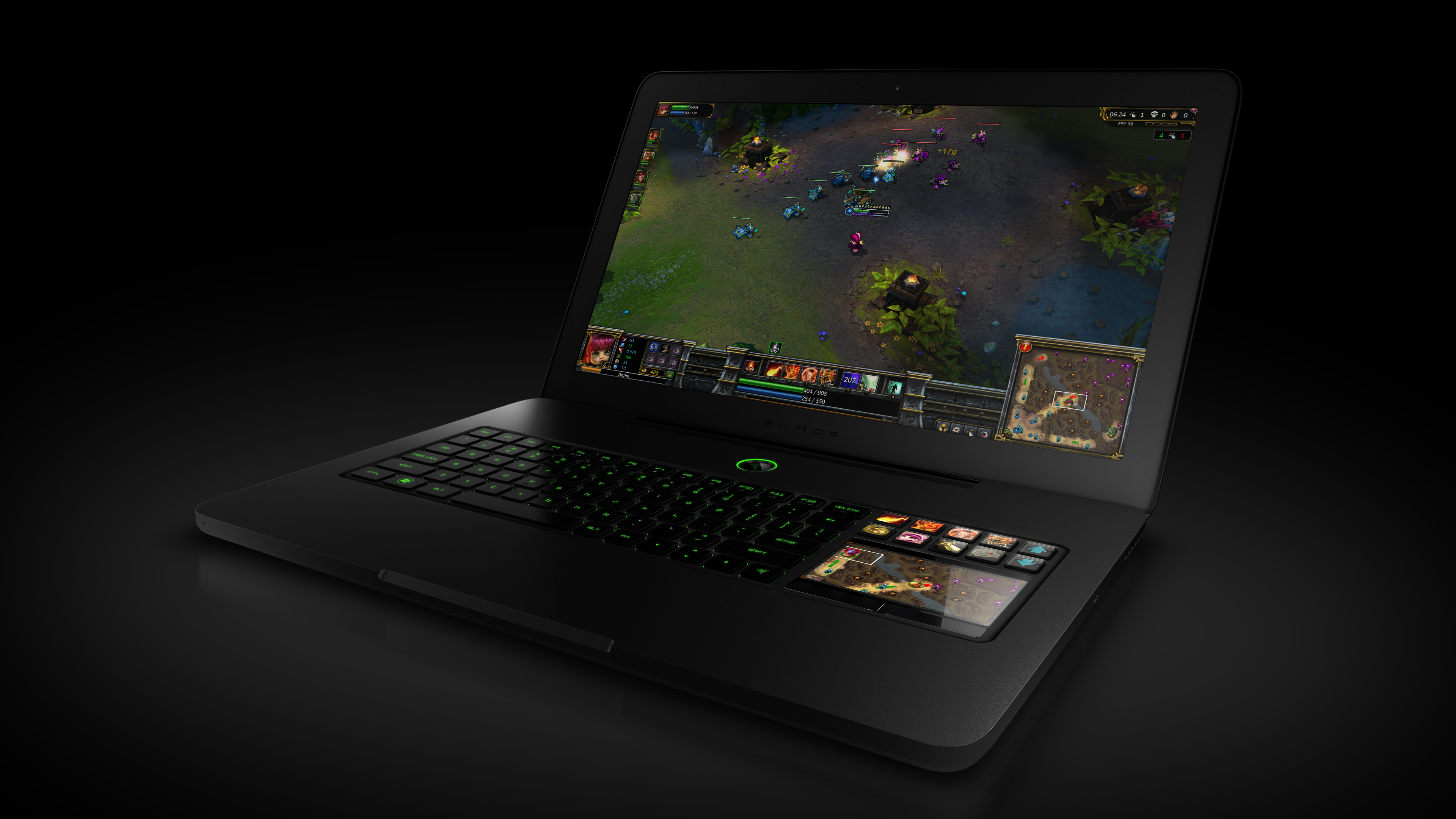 Two Razer Blade Gaming Laptop Prototypes Stolen