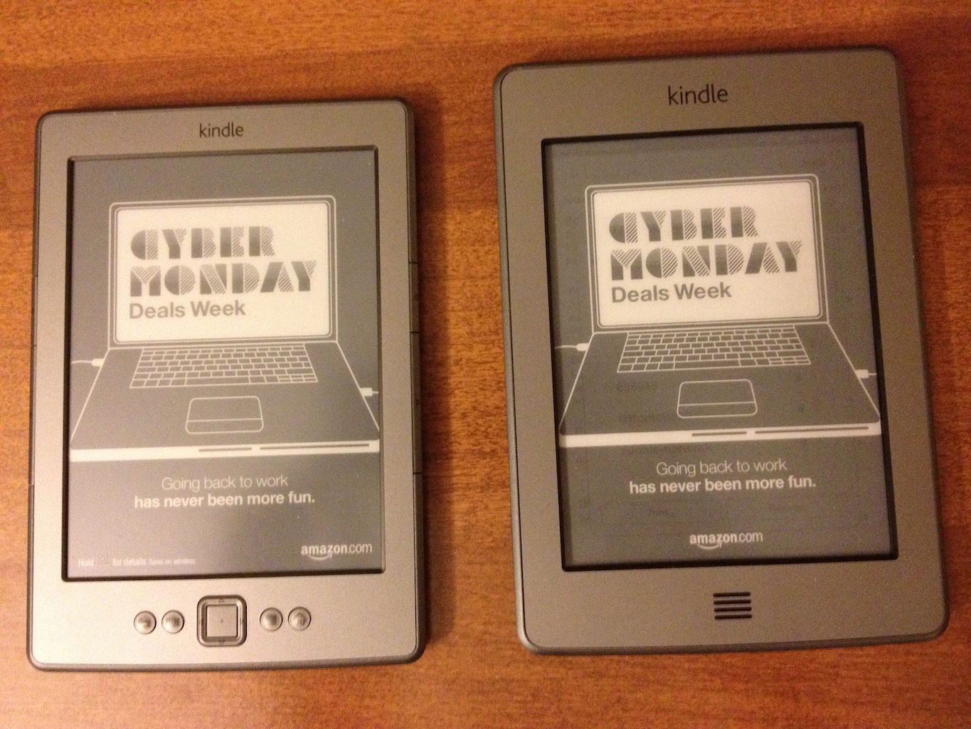 Amazon Kindle Touch 3G Review
