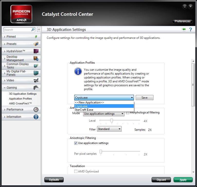 Ati Catalyst Drivers Windows 7