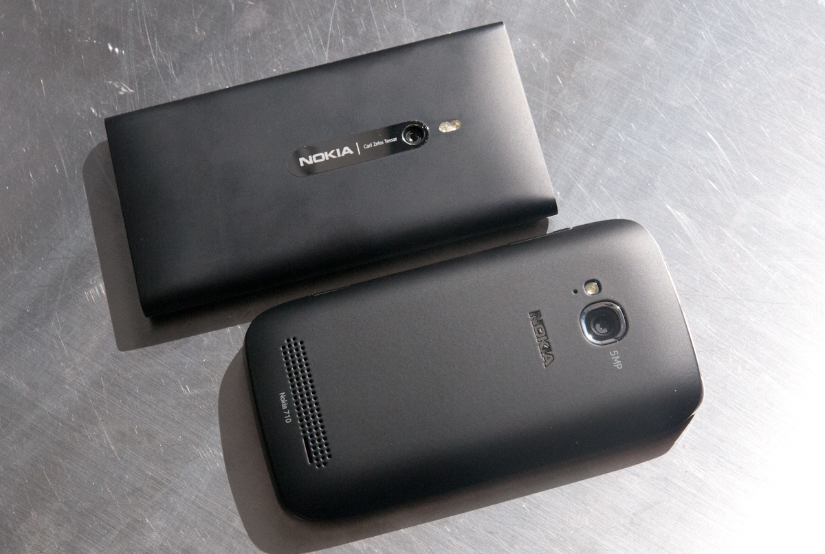 Lumia 800 With Windows Phone1024