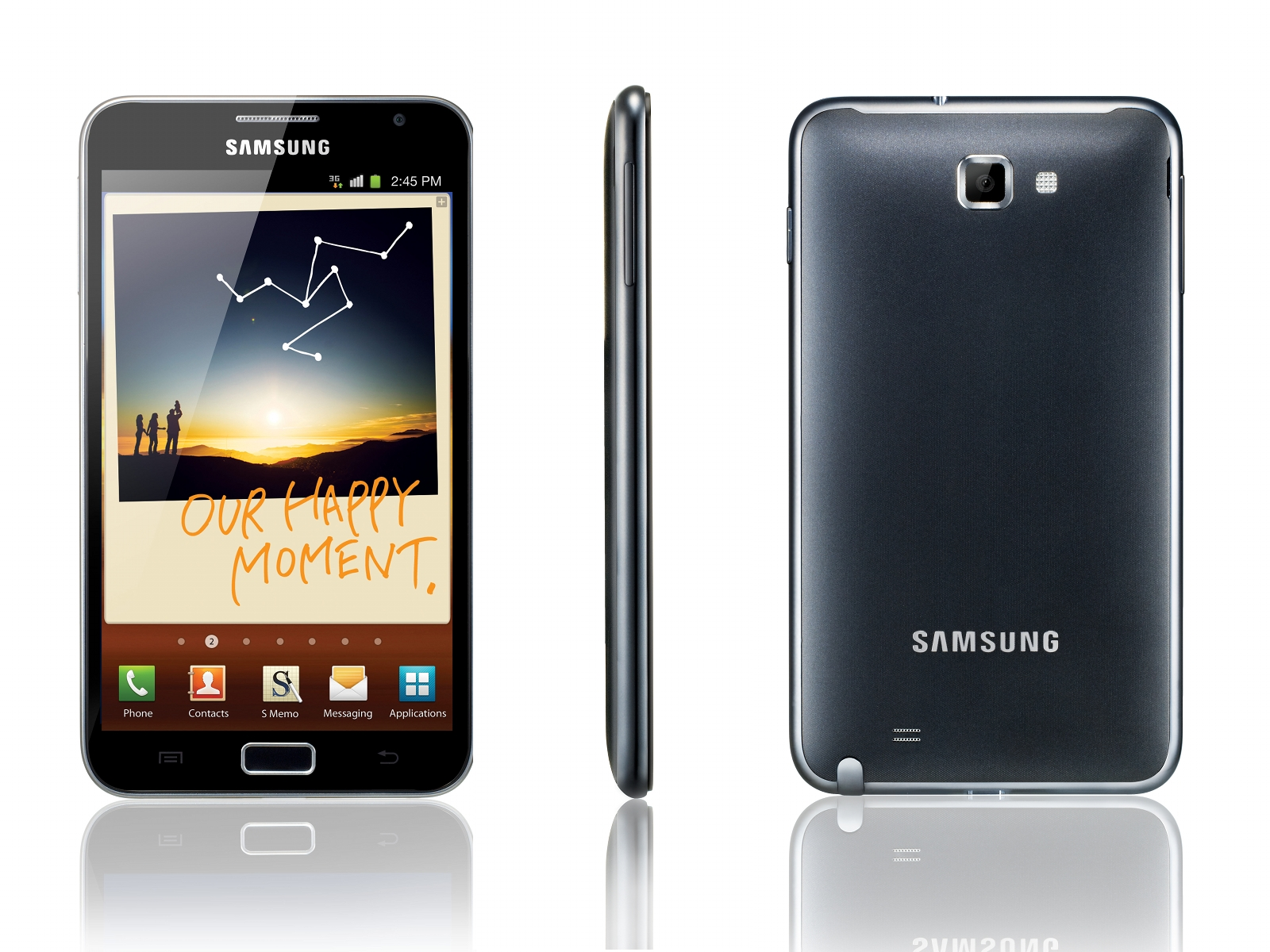 Samsung Galaxy Note Joining AT&T's Stables