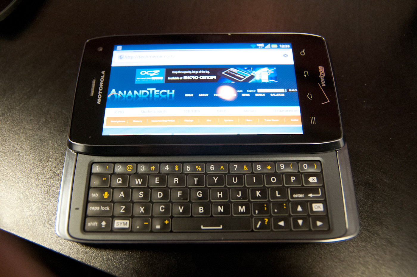 Motorola Droid RAZR MAXX, Droid 4, and Lapdock 500 Pro ...