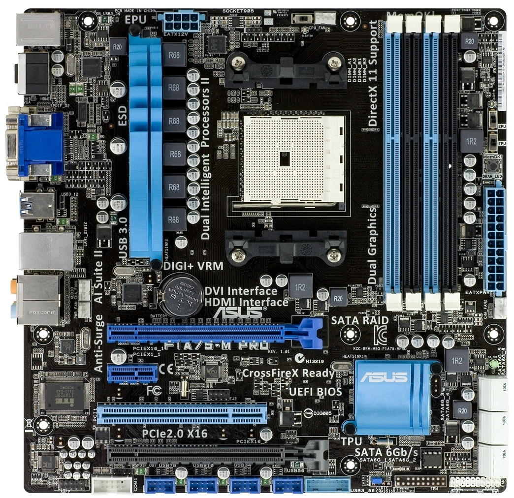 DRIVER: ASUS F1A75-M PRO R2.0 MOTHERBOARD