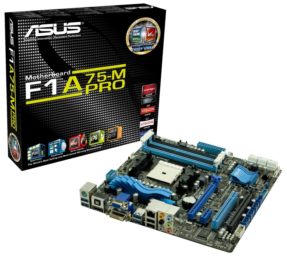 Final Words - ASUS F1A75-M Pro Review - Micro-ATX Llano at $110