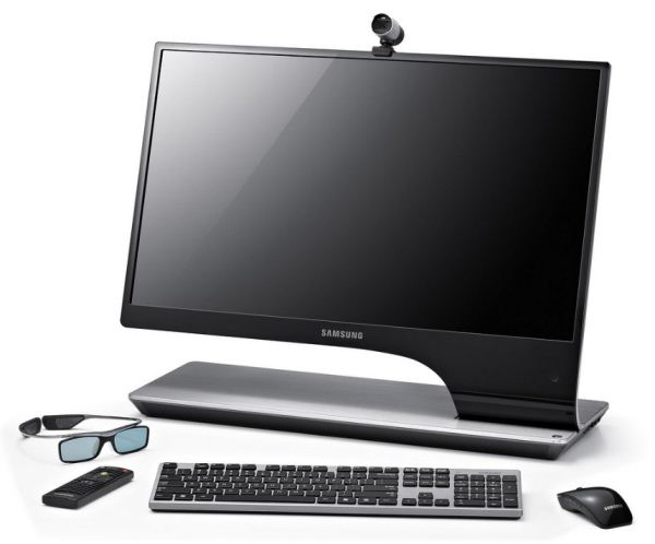 samsung launches series 9 all in one pc. Black Bedroom Furniture Sets. Home Design Ideas