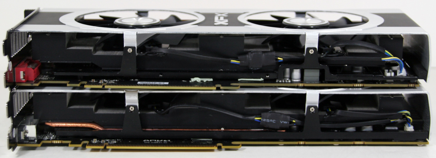 Meet the XFX R7950 Black Edition Double Dissipation - AMD