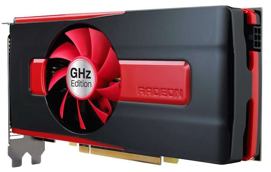 AMD Radeon HD 7770 GHz Edition Treiber Windows 7