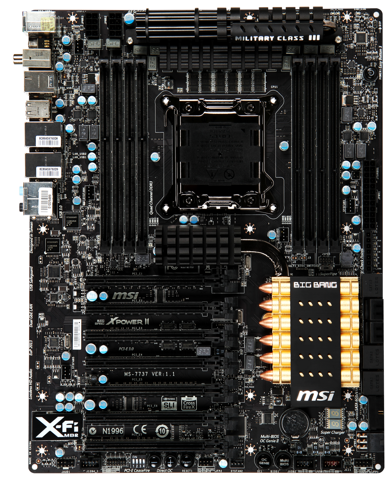 New Drivers: MSI Big Bang-XPower II Audio Genie