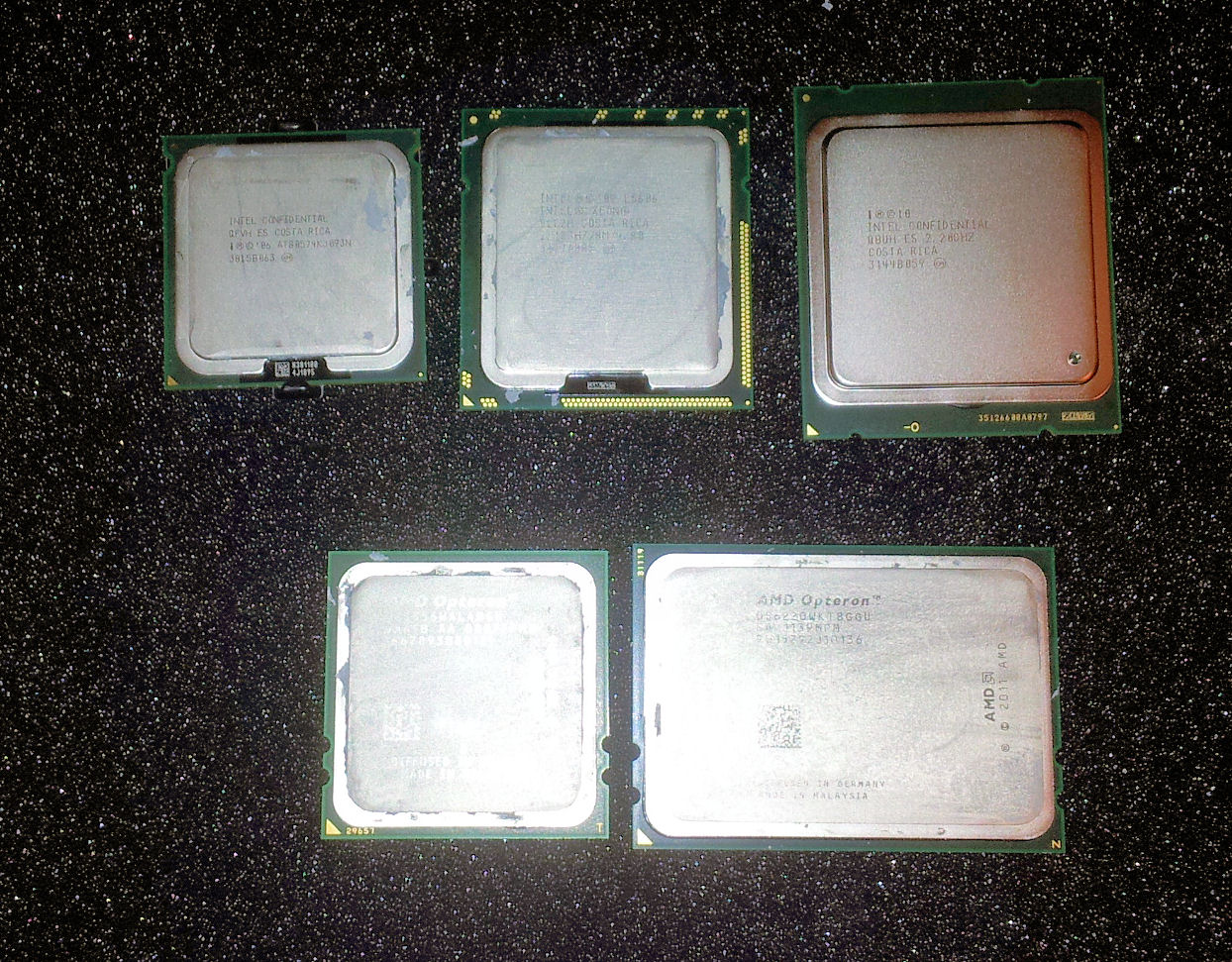 The Specs and the SKUs - The Xeon E5-2600: Dual Sandy Bridge for Servers