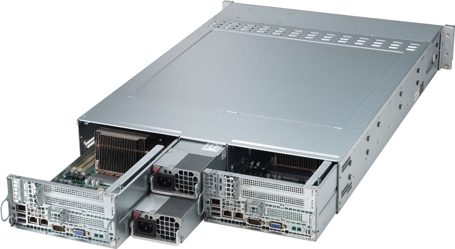 LRDIMMs, RDIMMs, and Supermicro's Latest Twin