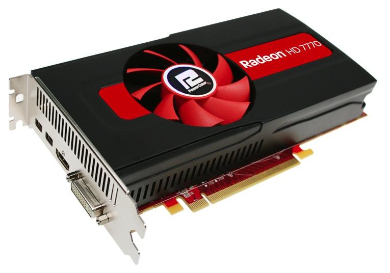 Pubg Radeon Hd 7770: AMD Radeon 7770 Launch Recap