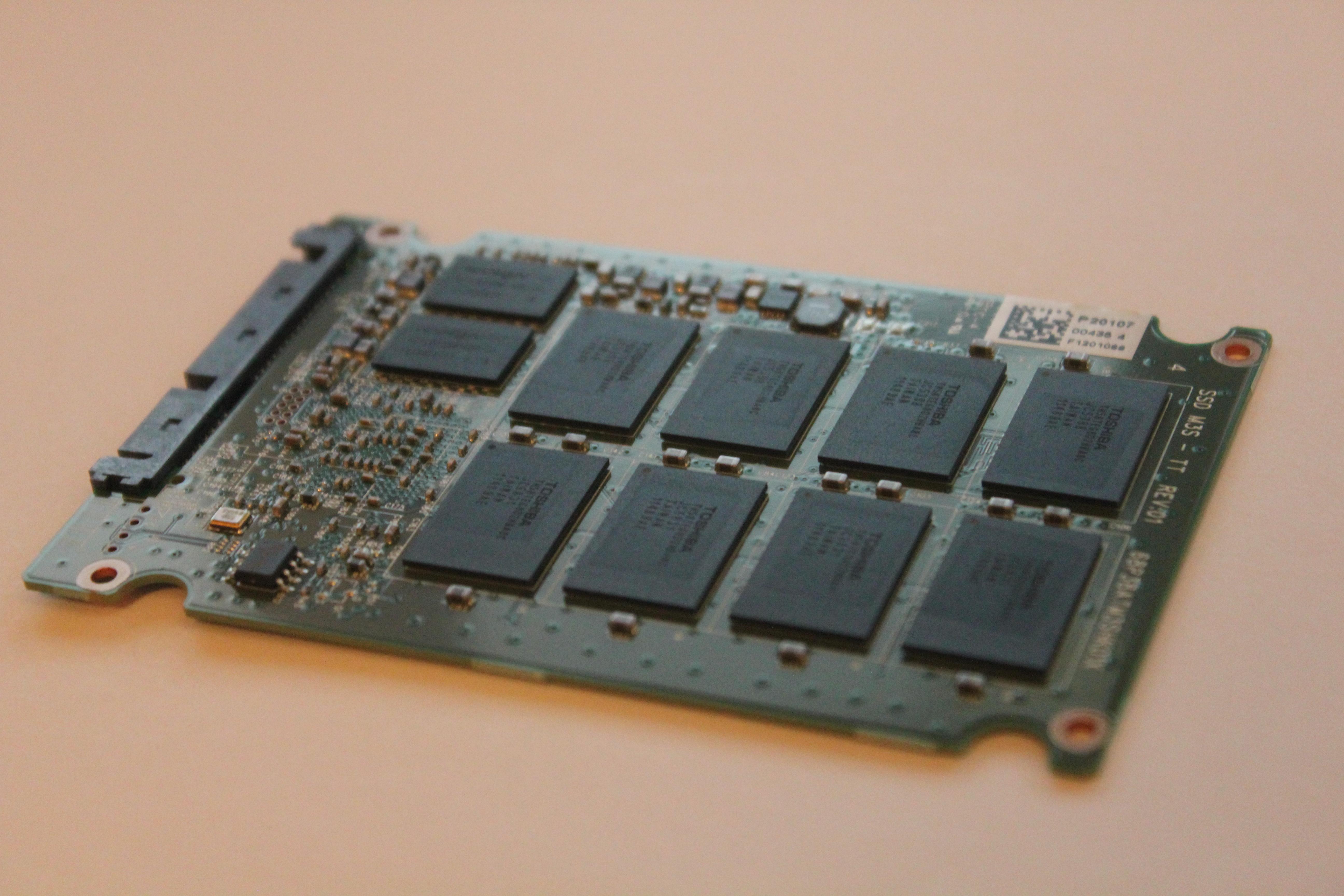 Plextor PX-512M3 SSD New