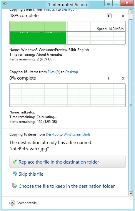 The Desktop: Windows Explorer and multi-monitor support - In