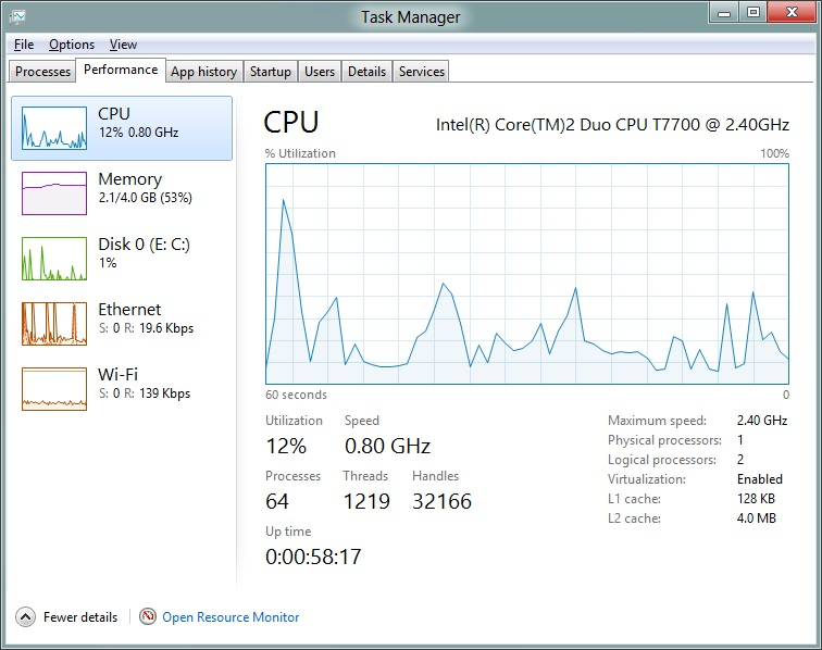 The New Task Manager - In-Depth with the Windows 8 Consumer