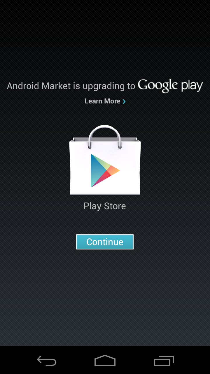 Google play market для дроид 2.2