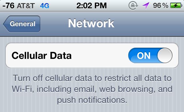 The iOS 5 1 update,