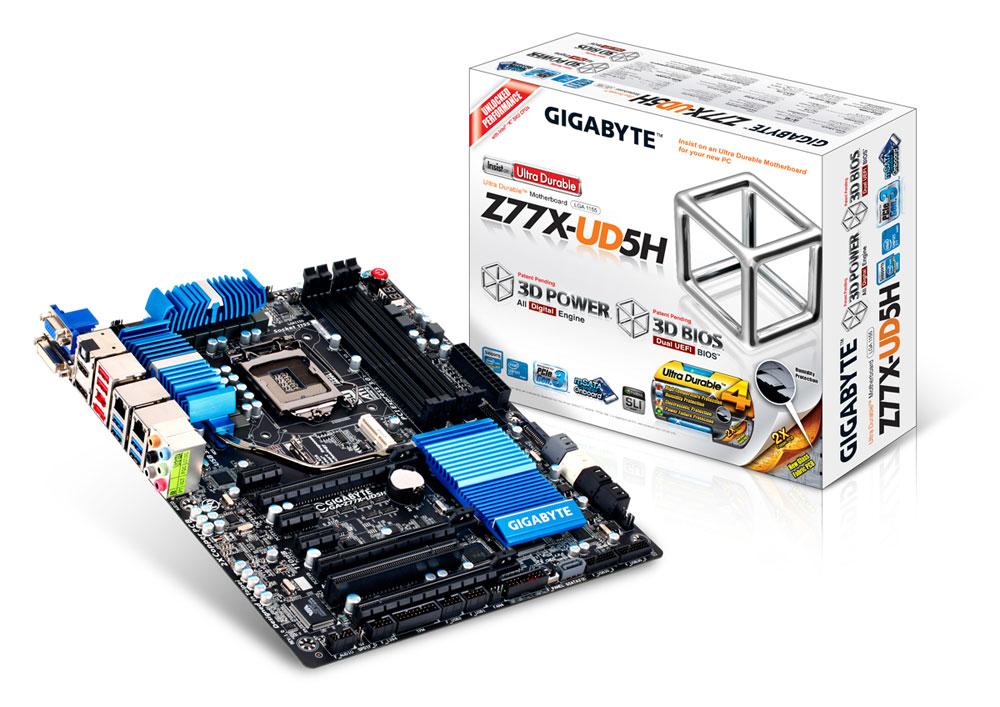 BIOS CHIP Gigabyte GA-B75M-D3V GA-Z77-DS3H GA-Z77X-D3H GA-Z77X-UD5H GA-Z77-D3H