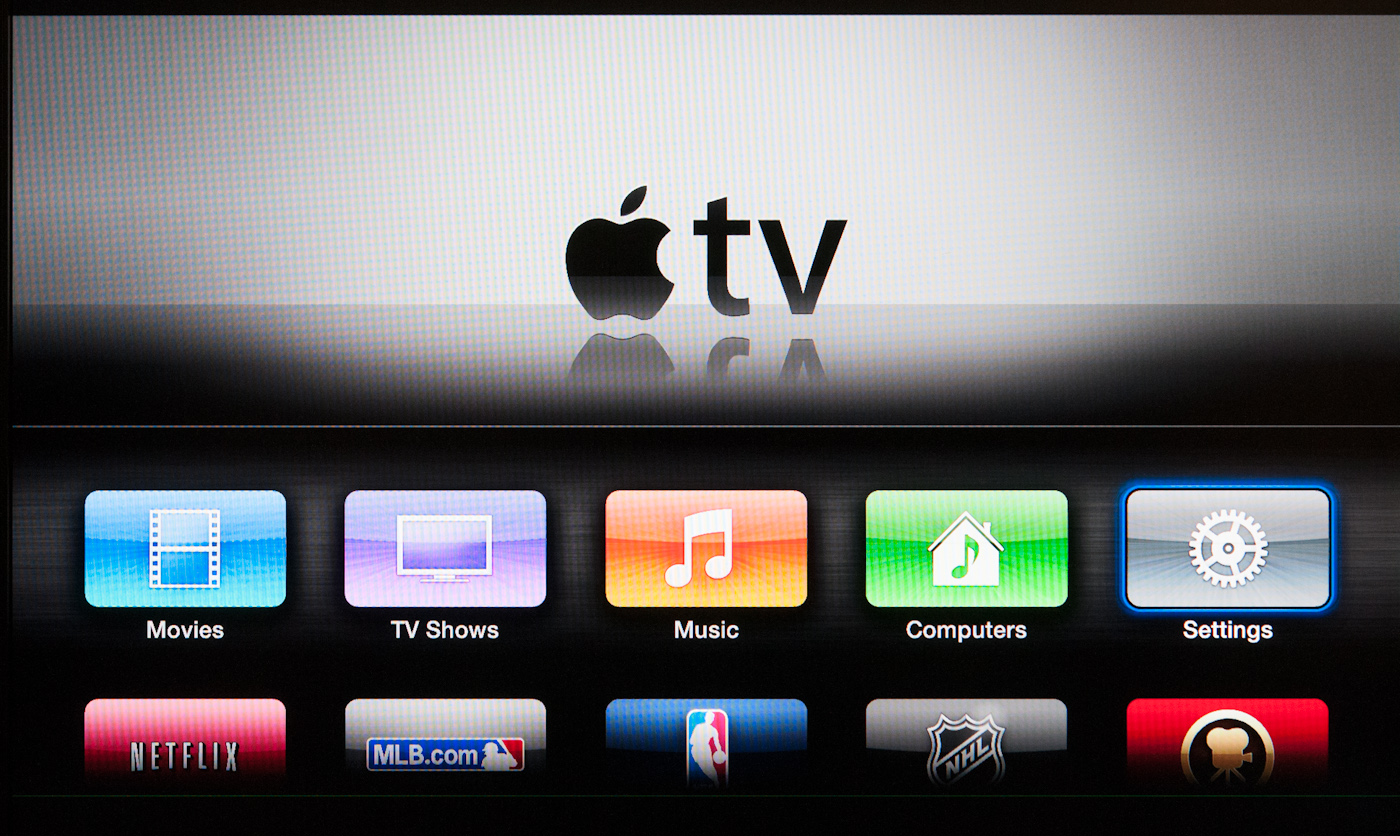 Updated UI as of 5 0, Conclusions - Apple TV 3 (2012) Short