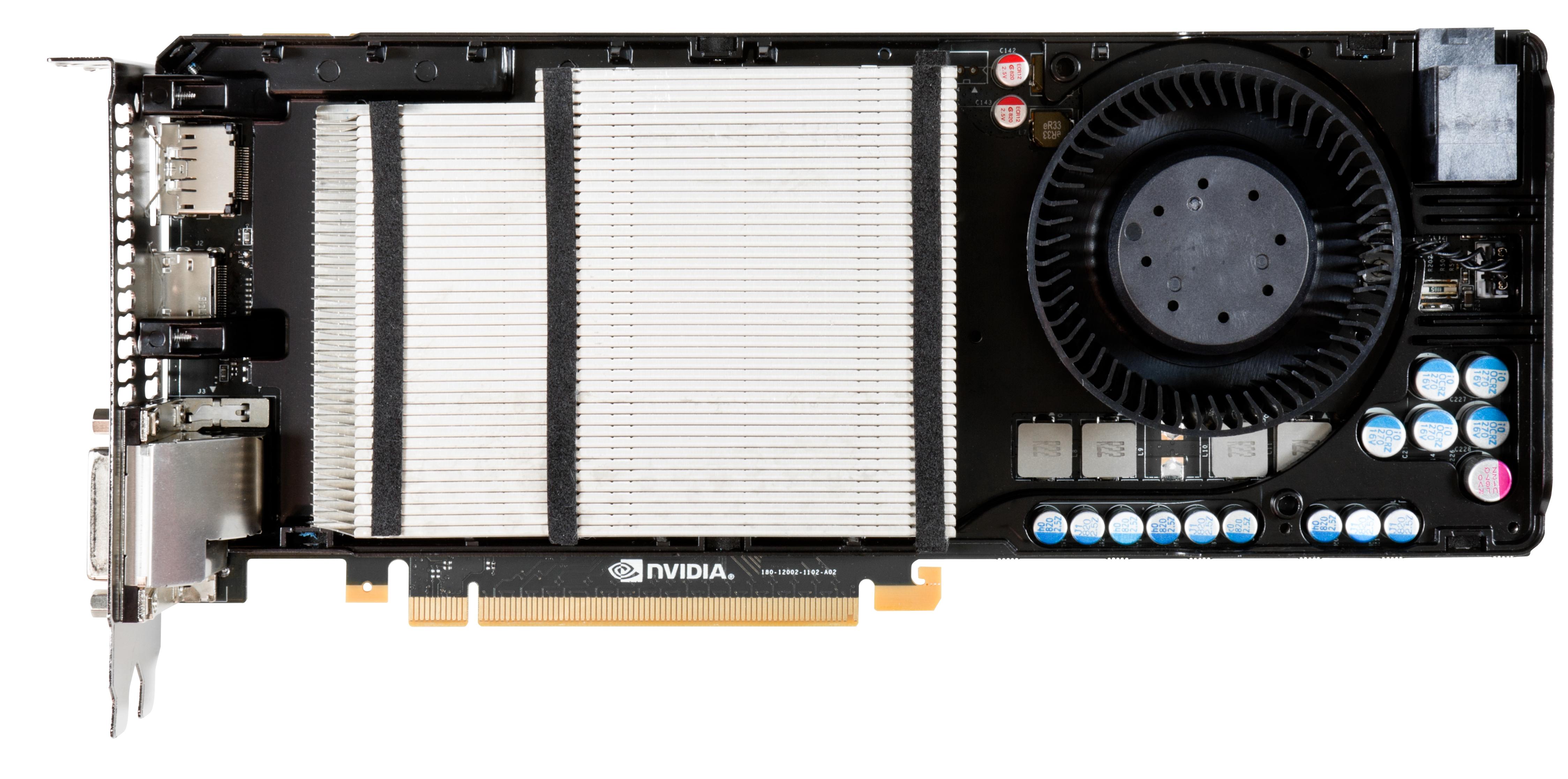 Meet the GeForce GTX 680 - NVIDIA GeForce GTX 680 Review: Retaking